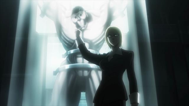 A única barata assassina que apareceu no episódio